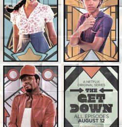 Отжиг / The Get Down (2016)