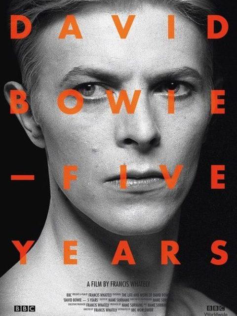 Дэвид Боуи: Пять лет / David Bowie: Five Years