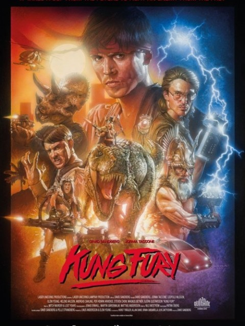Кунг Фьюри / Kung Fury