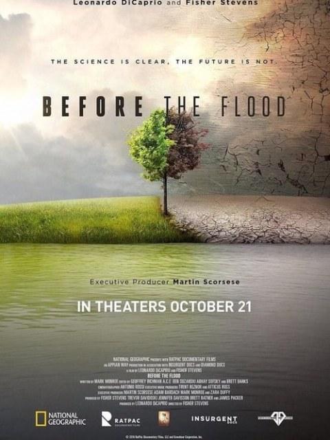 National Geographic. Спасти планету / Before the Flood