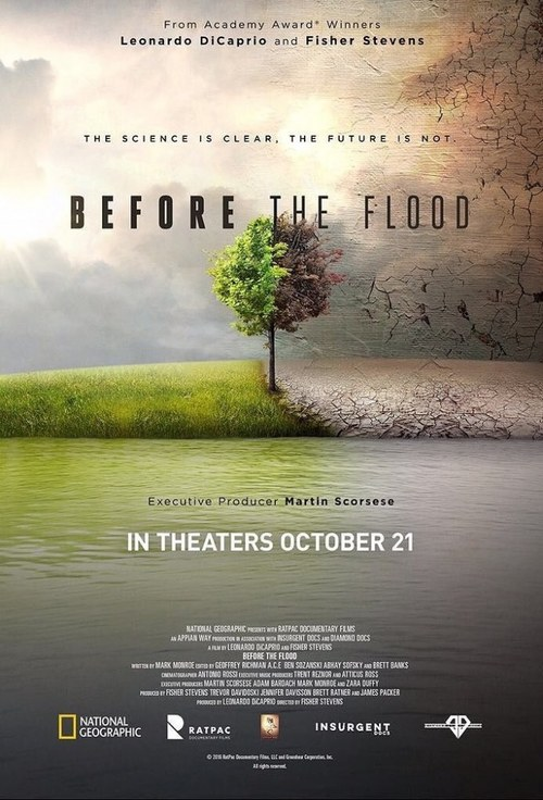 National Geographic. Спасти планету / Before the Flood