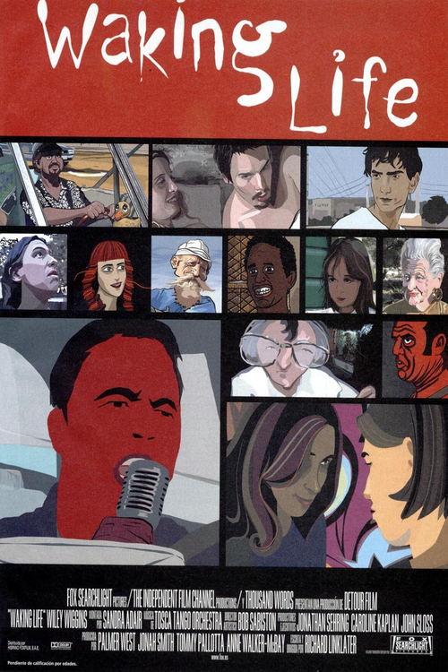 Пробуждение жизни / Waking Life (2001)