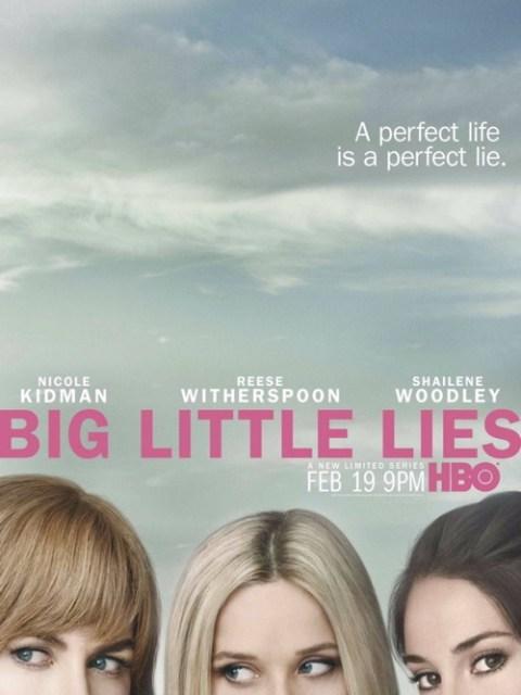 Большая маленькая ложь / Big Little Lies (2017)