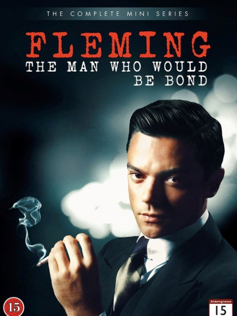 Флеминг: человек, который хотел стать Бондом / Fleming: The Man Who Would Be Bond (2014)
