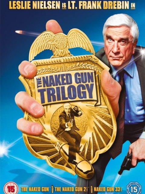 Голый пистолет: Трилогия / The Naked Gun: Trilogy (1988)