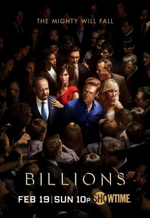 Миллиарды / Billions (2016)