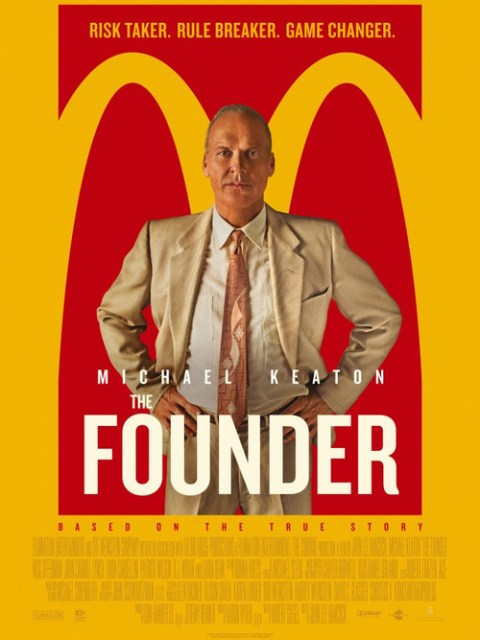 Основатель / The Founder (2016)