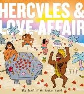 Hercules and Love Affair - The Feast of the Broken Heart (2014)