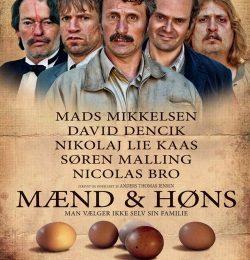 Мужчины и куры / Mænd & høns (2015)