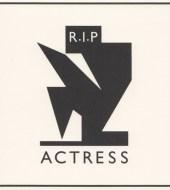 Actress - R.I.P (2012)
