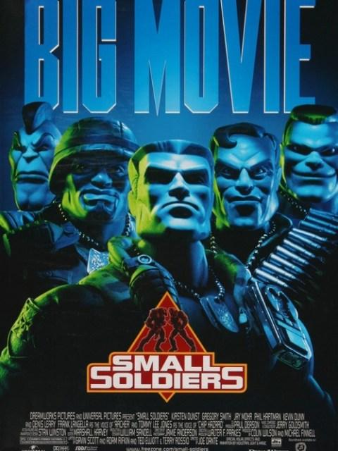 Солдатики Small Soldiers (1998)