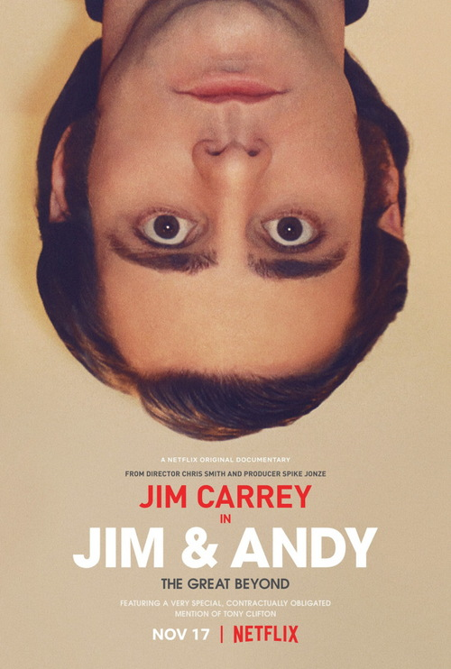 Джим и Энди: Другой мир / Jim & Andy: The Great Beyond - Featuring a Very Special, Contractually Obligated Mention of Tony Clifton (2017)