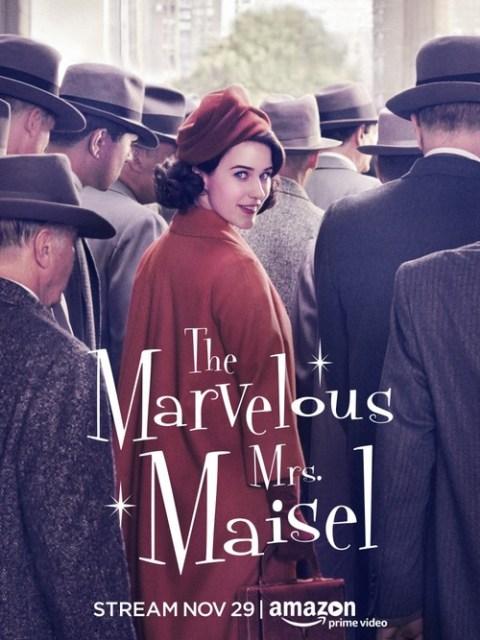 Удивительная миссис Майзел / The Marvelous Mrs. Maisel (2017)