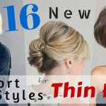 16 Short Hairstyles For Thin Hair 2015 - Youtube within Short Haircuts For Thin Hair Youtube