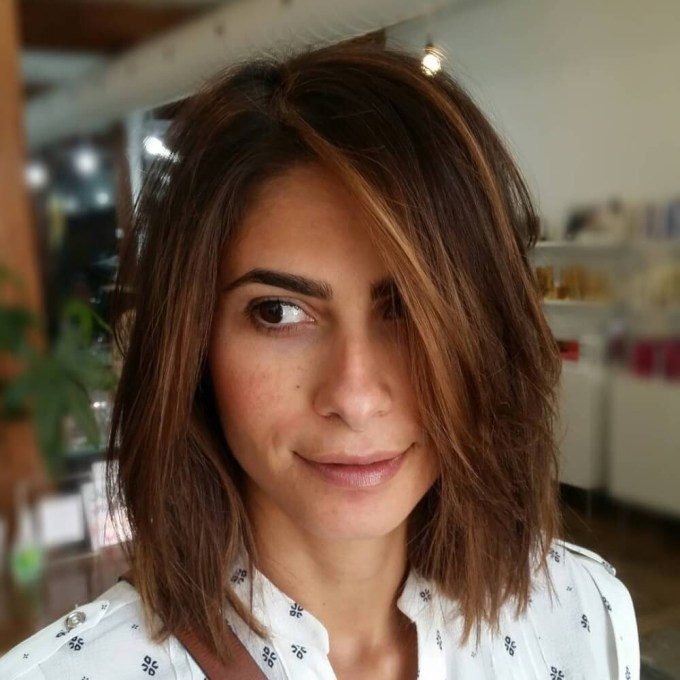 27 Best Hairstyles For Thin Hair To Look Thicker In 2018 regarding Haircuts For Thin Coarse Hair