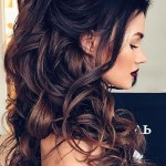 33 Oh So Perfect Curly Wedding Hairstyles | Curly Stuff | Pinterest regarding Curly Hairstyle For Wedding Party