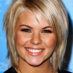 50 Super Cute Looks With Short Hairstyles For Round Faces | Hair pertaining to Hairstyle For Square Face Fine Hair