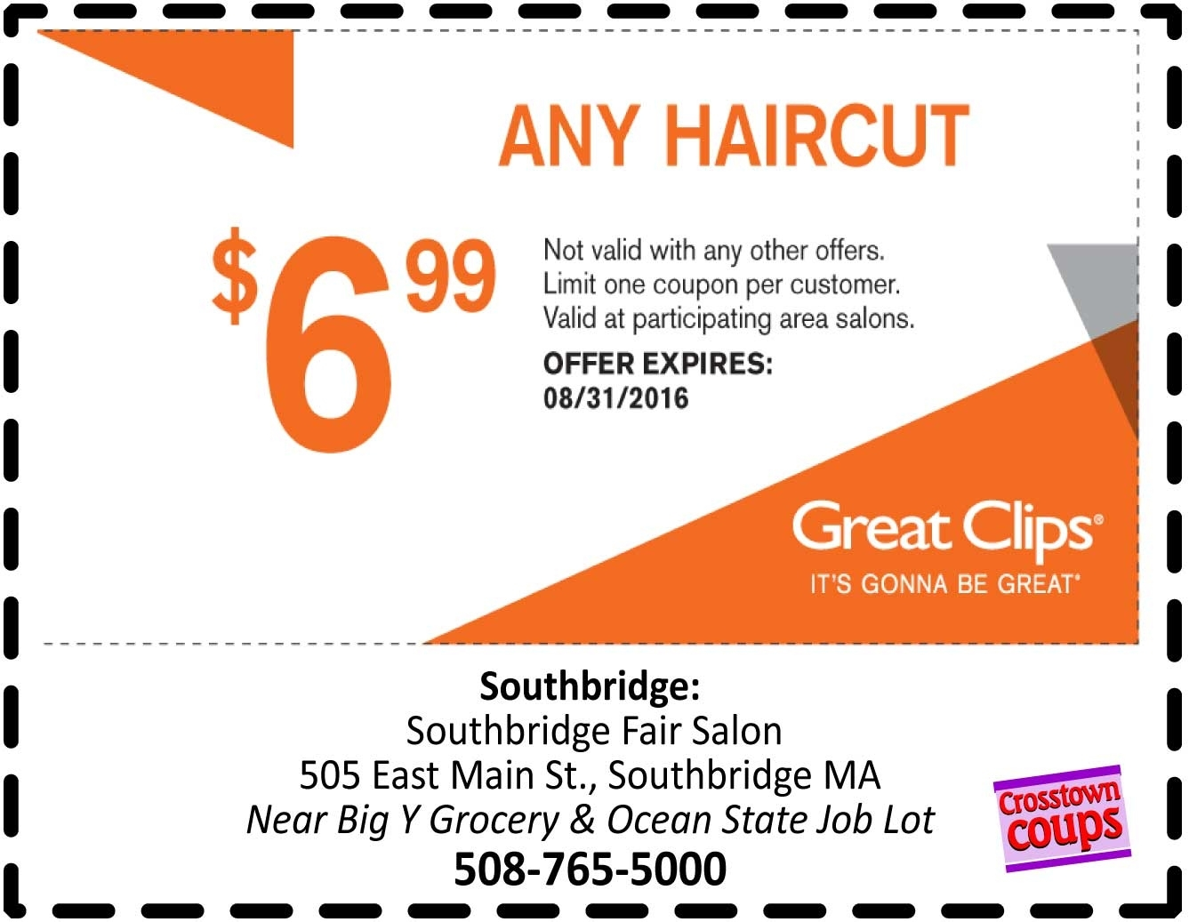 image relating to Sports Clips Free Haircut Printable Coupon identify Haircut Coupon codes 2018 Around Me - Wavy Haircut