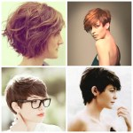 Short Hairstyles Thick Coarse Hair - Hairstyle For Women & Man for Short Haircuts For Thick Coarse Hair