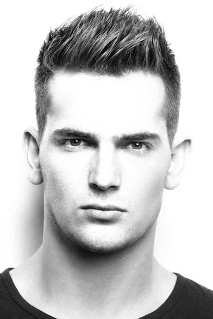 Which Face Shape Are You? - Men's Style Australia in New Haircut For Square Face Male
