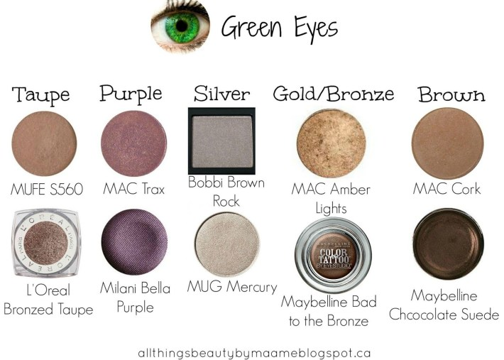 best eyeshadow colors for blue gray eyes – wavy haircut