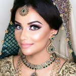Indian Bridal Wedding Makeup Step By Step Tutorial With Pictures in Indian Bridal Makeup Styles