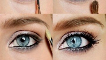 Lovely Makeup Tutorials For Blue Eyes | Outfit | Pinterest | Makeup intended for Eyeshadow Tips For Blue Gray Eyes