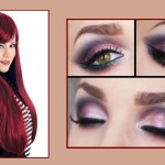Makeup For Hazel Green Eyes | Makeup For Green Eyes And Red Hair inside How To Do Makeup For Green Eyes And Red Hair