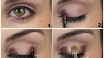 Soft Look For Hazel Eyes | Makeup Mania | Make- Up | Makeup, Eye within Natural Eyeshadow Tutorial For Hazel Eyes