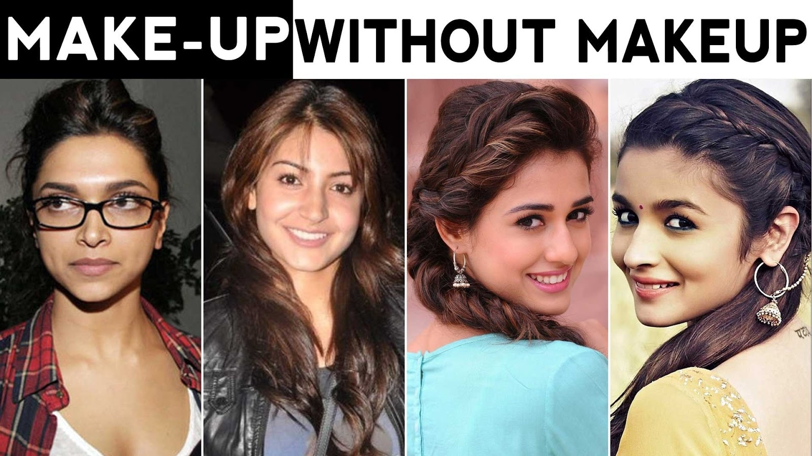 bollywood actresses without makeup hollywood reviews - wavy