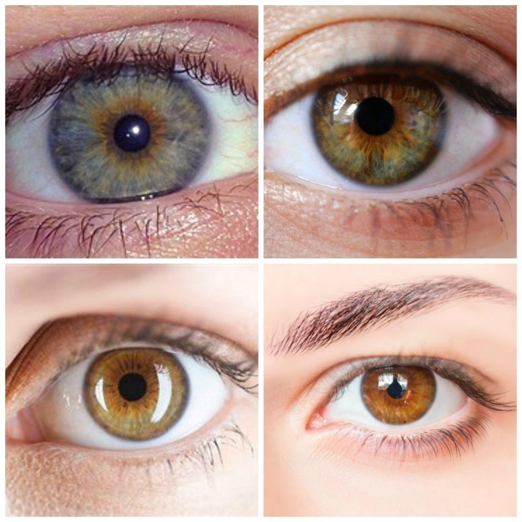 makeup colors for hazel green eyes - wavy haircut