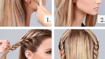 12+ Easy Step By Step Summer Hairstyle Tutorials For Beginners 2017 for Hairstyles Tutorial For Beginners