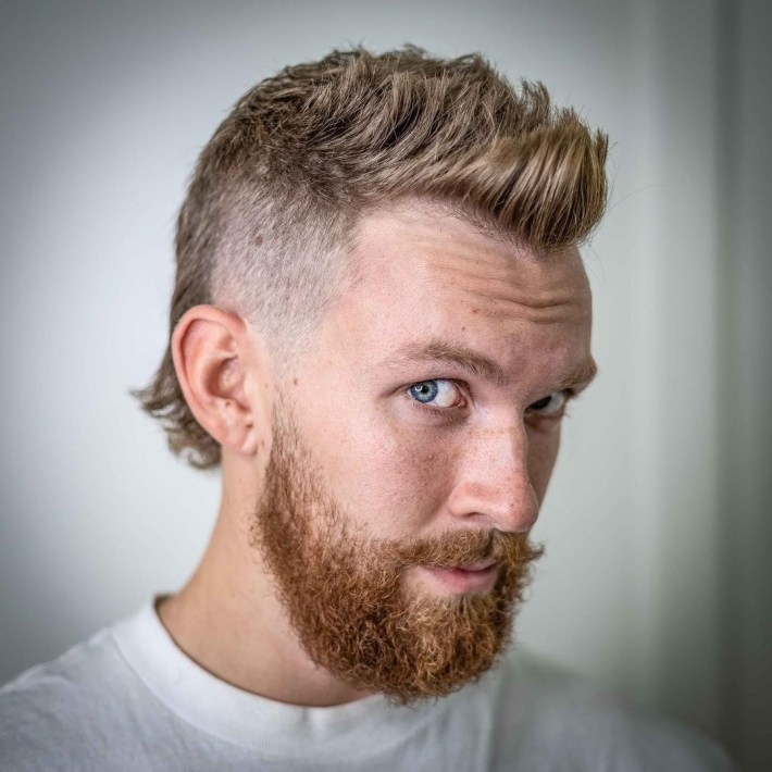 20 Edgy Men's Haircuts You Need To Know throughout Try Hair Style Men