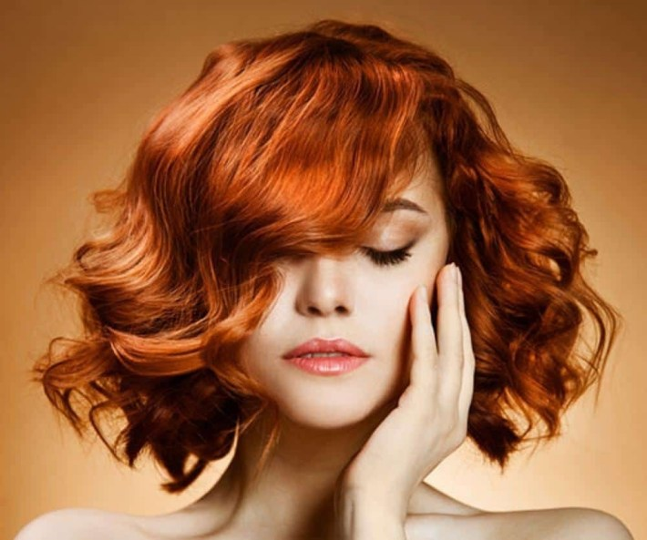 5 Dashing Short Curly Red Hairstyles We Love – Hairstylecamp intended for Ling Curly Red Hair Styles