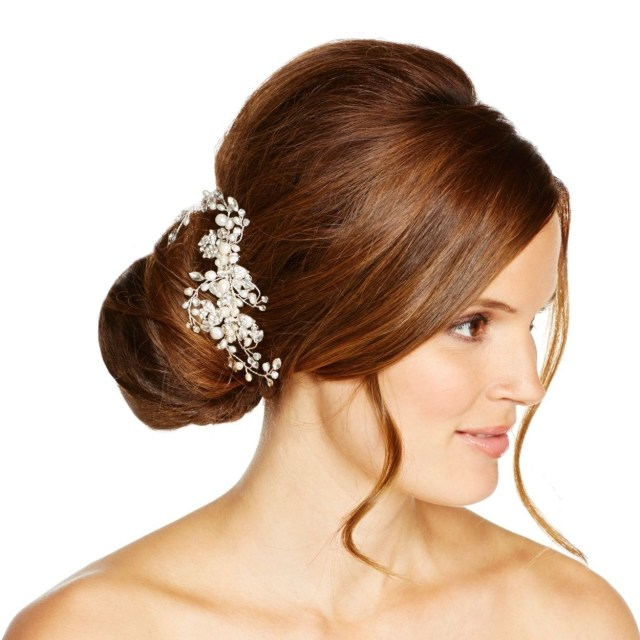 debenhams bridal hair accessories - wavy haircut
