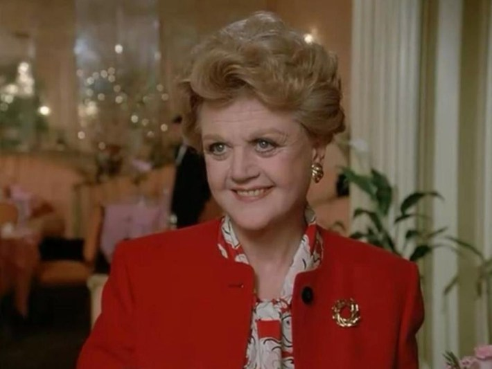 Angela Lansbury Not Happy With Murder, She Wrote Remake | The Star for Angela Lansbury Murder She Wrote Hair Style