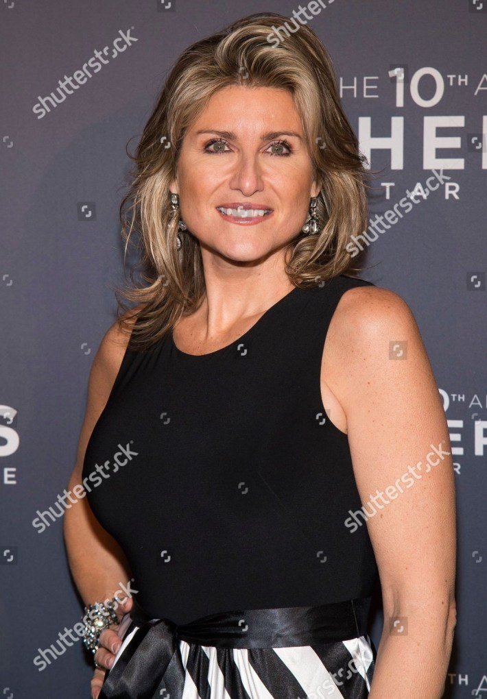 Ashleigh Banfield Attends 10Th Annual Cnn Heroes Editorial Stock inside Ashley Banfield Longer Hair Images