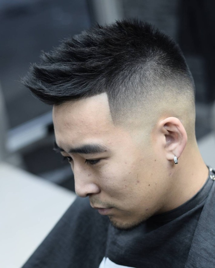 Best Hairstyles For Asian Men pertaining to Haircut Men Short Asian