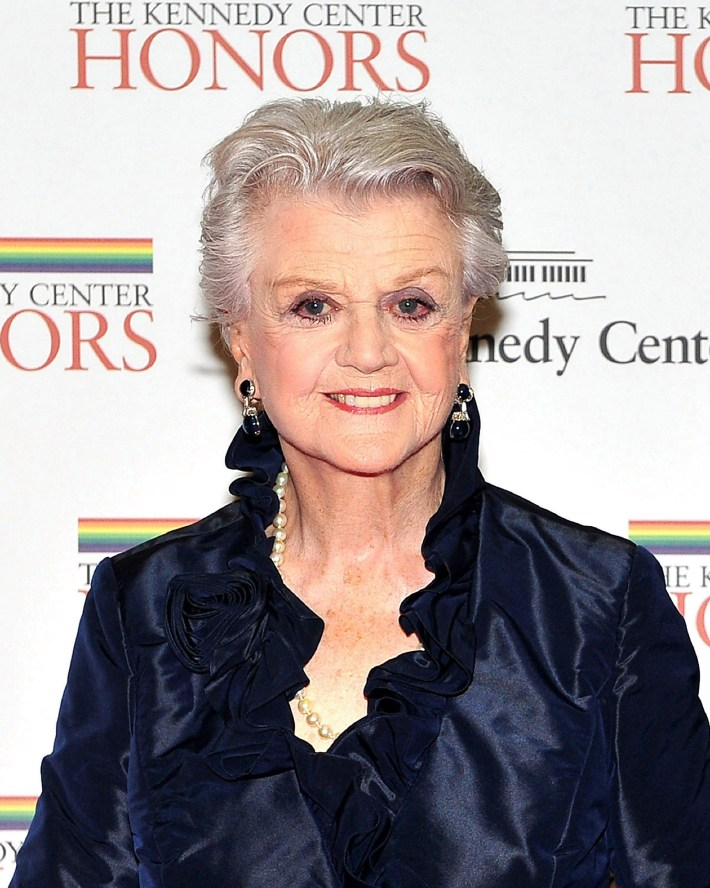 Dame Angela Lansbury To Return To Murder, She Wrote For One Final pertaining to Angela Lansbury Murder She Wrote Hair Style