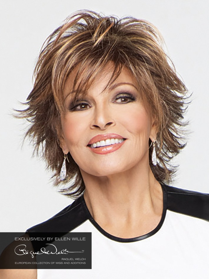 Ellen Wille Raquel Welch - Indiana Mono Characthair.de | Characthair for Front And Back Pictures Of Rochelle Welch Hairstyles