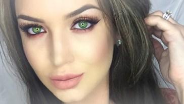 Enhance Hazel | Green Eyes ♡ Makeup Tutorial - Youtube inside Makeup For Hazel Green Eyes