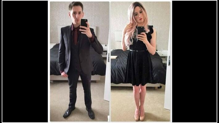 Feminine Men Who Like To Dress Up 5 - Youtube throughout Very Feminine Clothing For Men