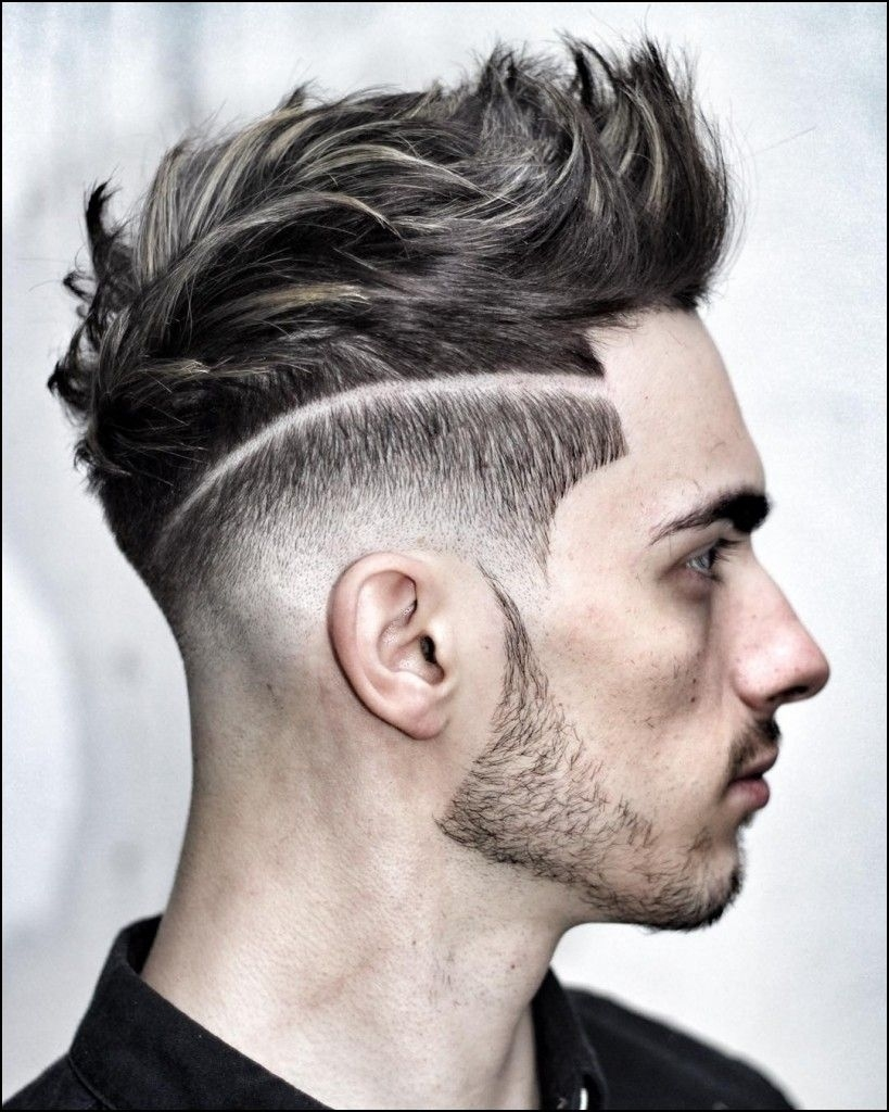 fades with big heads - wavy haircut