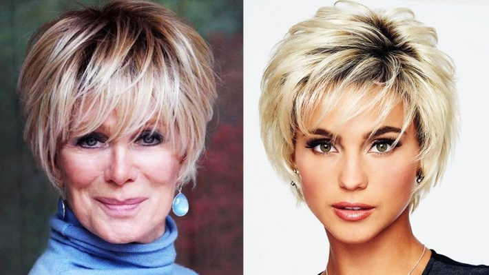 Hairstyles For Women Over 60 That Make You Look Younger - Haircuts For  Older Women Over 60 throughout Hairdos For 60 Plus Women