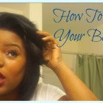 How To Flip Your Bangs !! regarding Hair How To Style A Flipped Fringe