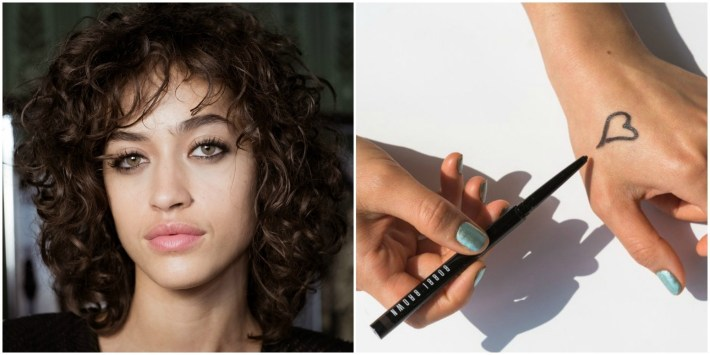 How To Pick The Best Eyeliner For Your Eye Color | Allure in Best Mac Eyeliner For Green Eyes