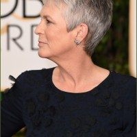 Jamie Lee Curtis Haircut Front And Back View