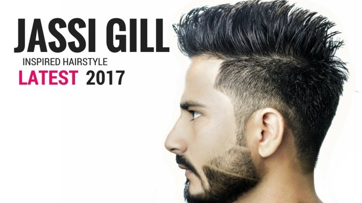Jassi Gill Hairstyle Inspired Haircut Indian 2017 ⭐ Indian inside Indian Hairstyle Of Gents
