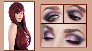 Makeup For Hazel Green Eyes | Makeup For Green Eyes And Red Hair intended for Makeup Ideas For Hazel Eyes And Red Hair