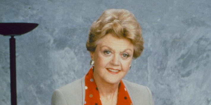 Murder, She Wrote Remake Gets New Title? with regard to Angela Lansbury Murder She Wrote Hair Style